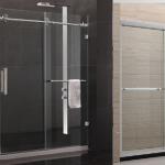 Importación de china de mamparas de baño y de ducha a medida