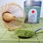 La importación de té matcha ecológico en polvo se abre paso