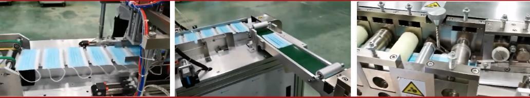 máquina para hacer mascarillas